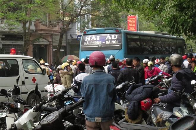 Thai phụ 7 tháng cố cứu con nhưng bất thành - ảnh 1