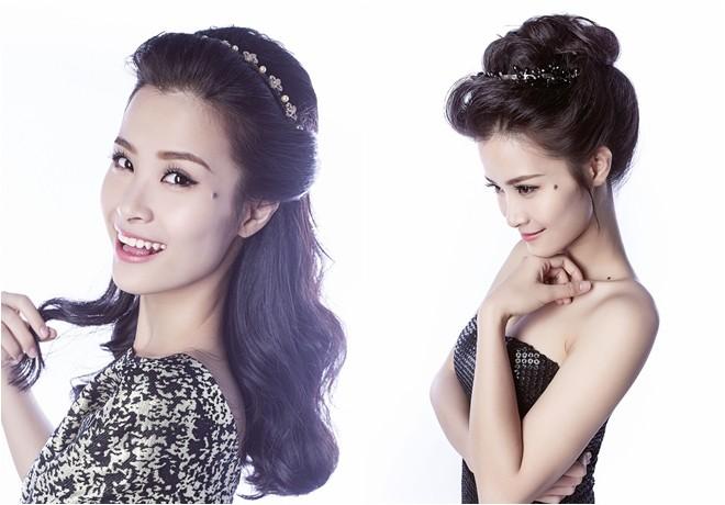 Đông Nhi hướng dẫn làm phụ kiện tóc theo xu hướng hot - ảnh 12