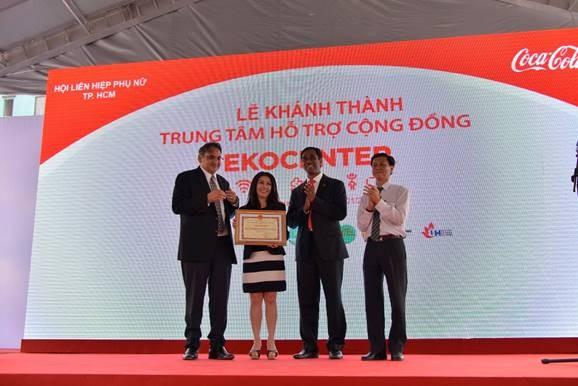 Khánh thành Trung tâm hỗ trợ cộng đồng EKOCENTER - ảnh 5