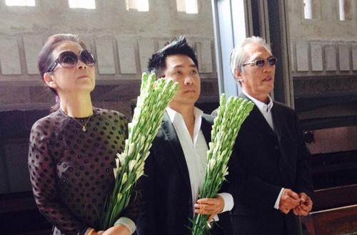 Khánh Ly: 'Tôi phải mạnh mẽ đối diện nỗi cô đơn khi chồng mất' - ảnh 2