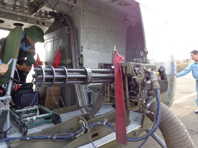 Đại tá không quân nói về sức mạnh của trực thăng UH-1 - ảnh 1
