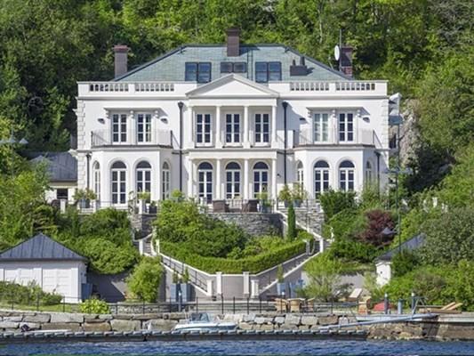 Chiêm ngưỡng những ngôi nhà phải mua bằng 'tiền tấn' - ảnh 17