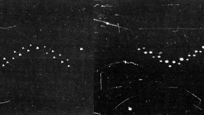 """Hé lộ dự án """"Sách xanh"""" bí mật về UFO của Mỹ - ảnh 1"""