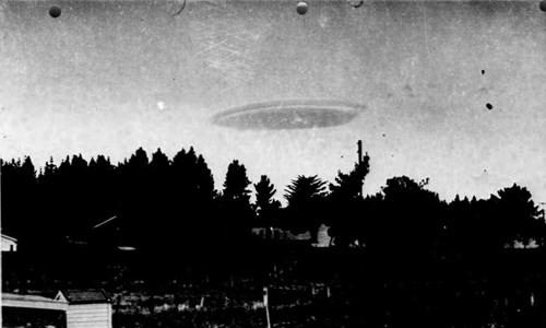 """Hé lộ dự án """"Sách xanh"""" bí mật về UFO của Mỹ - ảnh 2"""