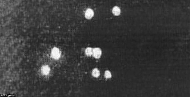 """Hé lộ dự án """"Sách xanh"""" bí mật về UFO của Mỹ - ảnh 3"""