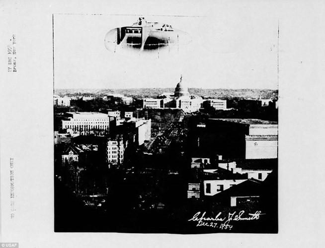"""Hé lộ dự án """"Sách xanh"""" bí mật về UFO của Mỹ - ảnh 7"""