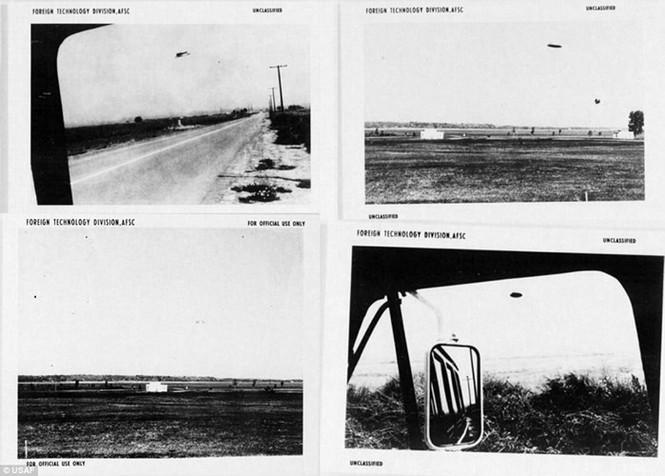 """Hé lộ dự án """"Sách xanh"""" bí mật về UFO của Mỹ - ảnh 8"""