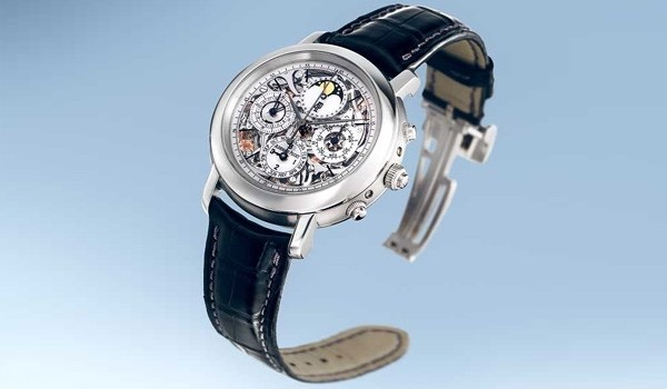 10 siêu phẩm đồng hồ đắt hơn cả xe Roll-Royce - ảnh 1