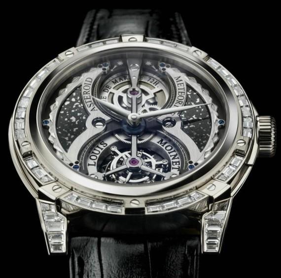 10 siêu phẩm đồng hồ đắt hơn cả xe Roll-Royce - ảnh 4