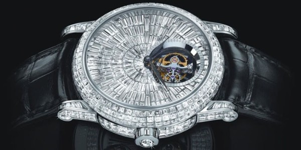 10 siêu phẩm đồng hồ đắt hơn cả xe Roll-Royce - ảnh 5