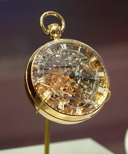10 siêu phẩm đồng hồ đắt hơn cả xe Roll-Royce - ảnh 7