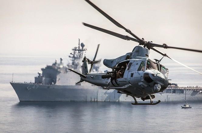 """Khám phá biến thể trực thăng UH-1 """"khủng, tối tân"""" nhất - ảnh 10"""
