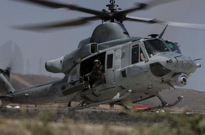 """Khám phá biến thể trực thăng UH-1 """"khủng, tối tân"""" nhất - ảnh 11"""