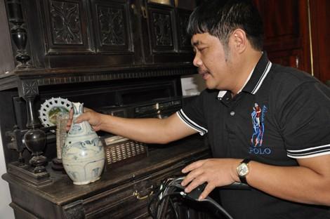 'Ông vua tiền cổ' xứ Kinh Bắc và kho tàng đồ sộ - ảnh 2
