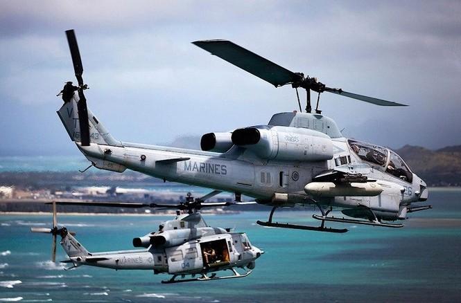 """Khám phá biến thể trực thăng UH-1 """"khủng, tối tân"""" nhất - ảnh 14"""