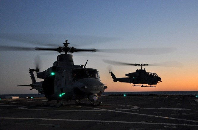 """Khám phá biến thể trực thăng UH-1 """"khủng, tối tân"""" nhất - ảnh 1"""