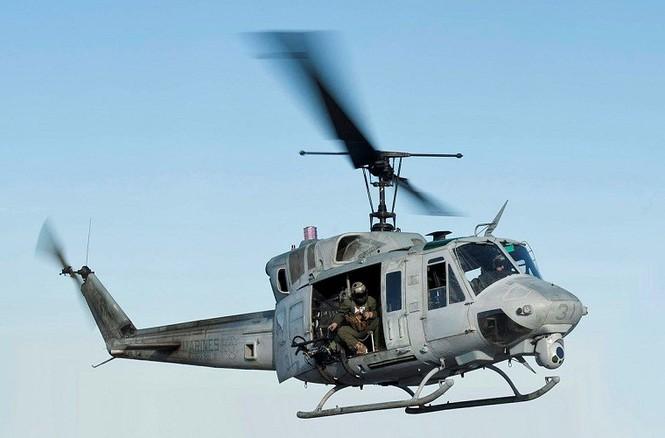 """Khám phá biến thể trực thăng UH-1 """"khủng, tối tân"""" nhất - ảnh 2"""