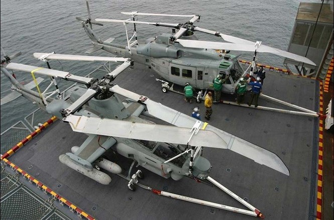 """Khám phá biến thể trực thăng UH-1 """"khủng, tối tân"""" nhất - ảnh 3"""