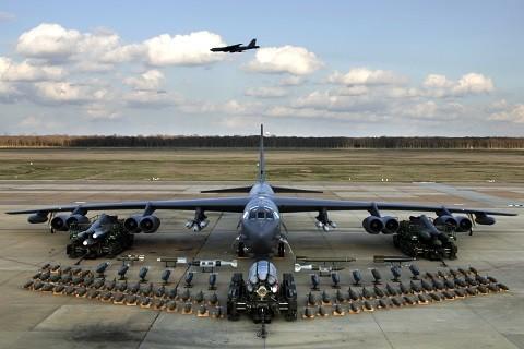 Mỹ điều máy bay ném bom hiện đại nhất đến Thái Bình Dương - ảnh 1
