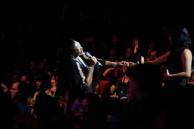 Khán giả Hà Nội phát cuồng vì Boney M và Chris Norman - ảnh 6