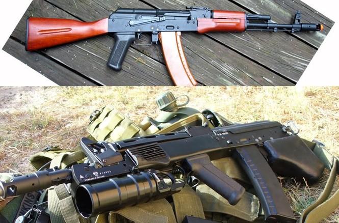 các loại súng trường - ảnh 3