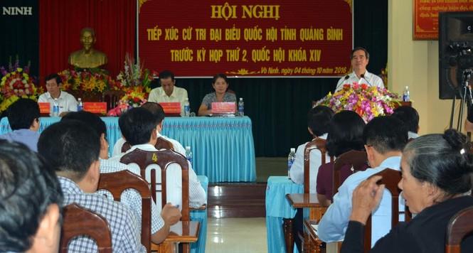 Sớm có đề án hỗ trợ ngư dân 4 tỉnh miền Trung - ảnh 1
