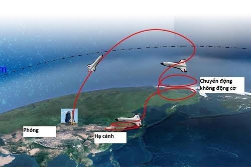 Trung Quốc thiết kế máy bay đưa hành khách tham quan vũ trụ - ảnh 1
