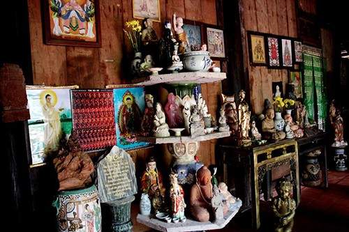Bộ sưu tập nghìn món độc, lạ của lão 'dị nhân' miền Tây - ảnh 13