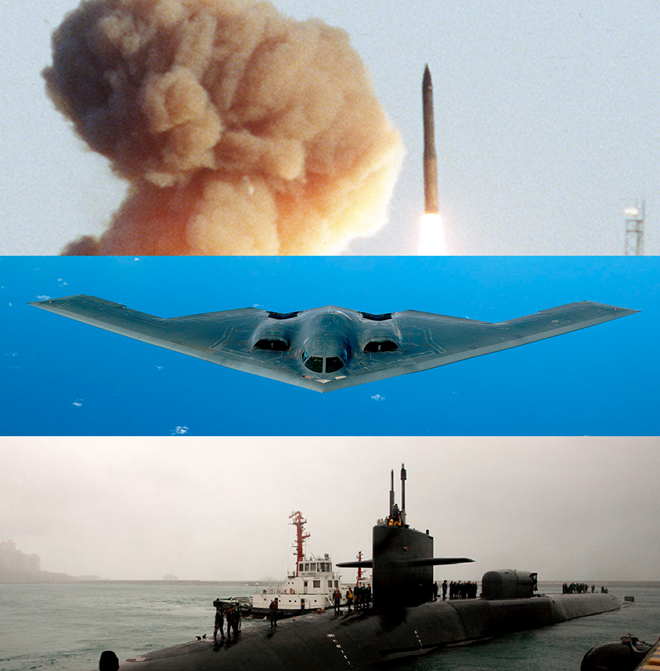 Vũ khí hạt nhân của Mỹ tinh xảo như xe Ferrari - ảnh 1