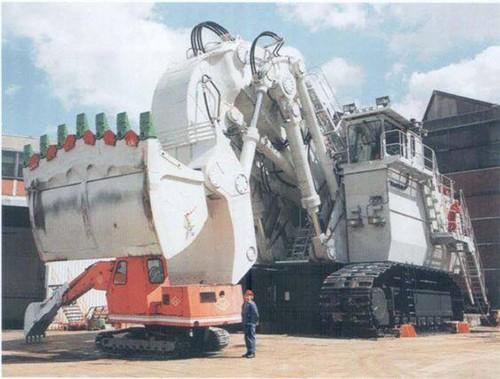 Những cỗ máy khổng lồ trên thế giới - ảnh 10