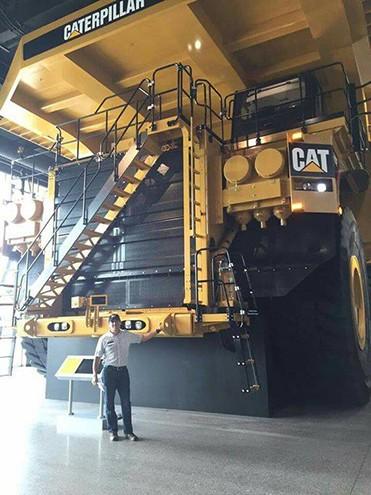 Những cỗ máy khổng lồ trên thế giới - ảnh 1
