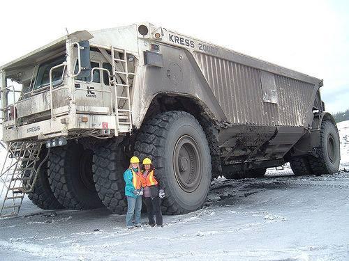 Những cỗ máy khổng lồ trên thế giới - ảnh 2