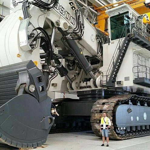Những cỗ máy khổng lồ trên thế giới - ảnh 4