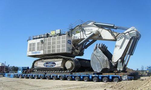 Những cỗ máy khổng lồ trên thế giới - ảnh 5