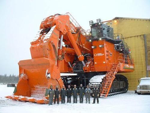 Những cỗ máy khổng lồ trên thế giới - ảnh 9