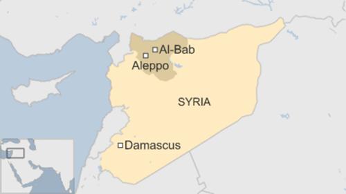 Nga bị tố nối lại không kích ở Aleppo - ảnh 1