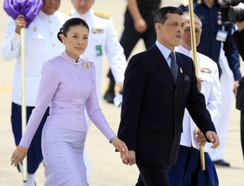 Chân dung thái tử nối ngôi Quốc vương Thái Lan - ảnh 1