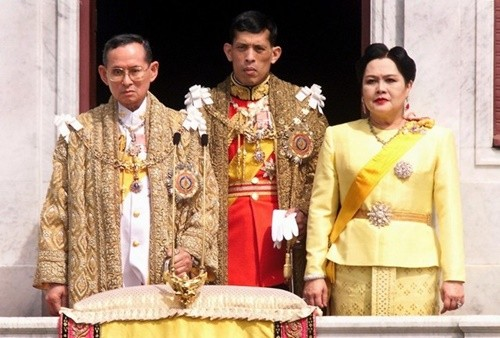 Chân dung thái tử nối ngôi Quốc vương Thái Lan - ảnh 2