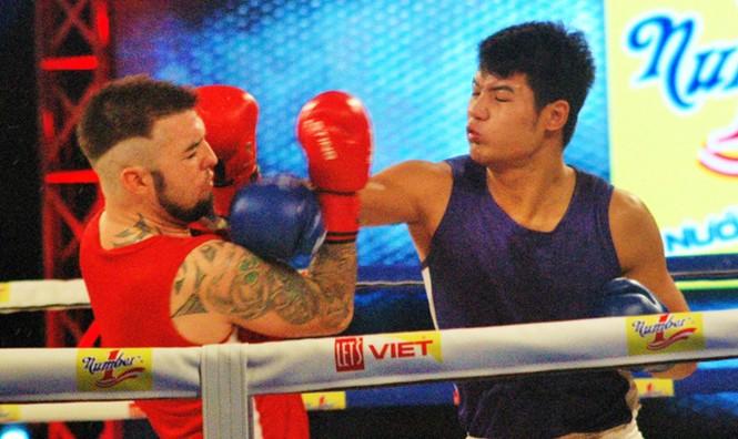 Ấn tượng võ sĩ Việt Nam 19 tuổi hạ võ sĩ Bắc Ai Len - ảnh 2
