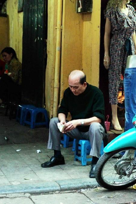 'Bánh trôi bác Phạm Bằng' - kỷ niệm đẹp của người Hà Nội - ảnh 2