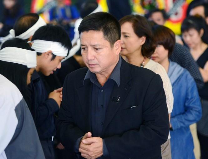 Gia đình, đồng nghiệp nghẹn ngào ở đám tang NSƯT Phạm Bằng - ảnh 12