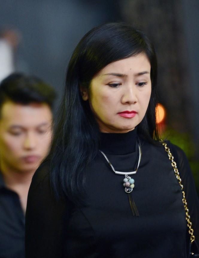 Gia đình, đồng nghiệp nghẹn ngào ở đám tang NSƯT Phạm Bằng - ảnh 14