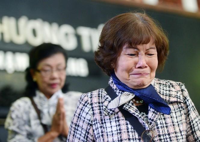 Gia đình, đồng nghiệp nghẹn ngào ở đám tang NSƯT Phạm Bằng - ảnh 15
