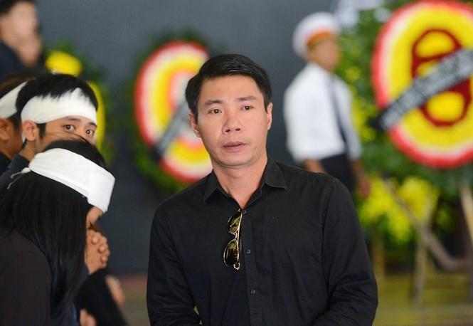 Gia đình, đồng nghiệp nghẹn ngào ở đám tang NSƯT Phạm Bằng - ảnh 18