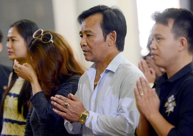 Gia đình, đồng nghiệp nghẹn ngào ở đám tang NSƯT Phạm Bằng - ảnh 19