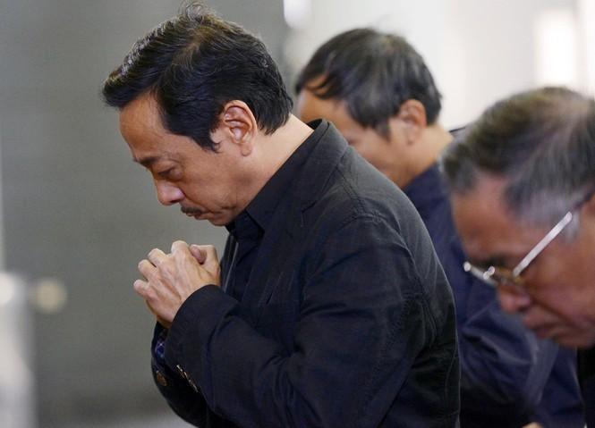 Gia đình, đồng nghiệp nghẹn ngào ở đám tang NSƯT Phạm Bằng - ảnh 20