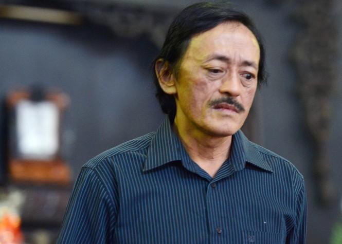 Gia đình, đồng nghiệp nghẹn ngào ở đám tang NSƯT Phạm Bằng - ảnh 9