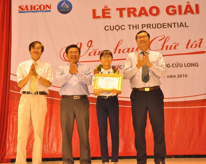 Sóc Trăng và Trà Vinh đoạt giải nhất thi 'Văn hay chữ tốt' ĐBSCL - ảnh 2