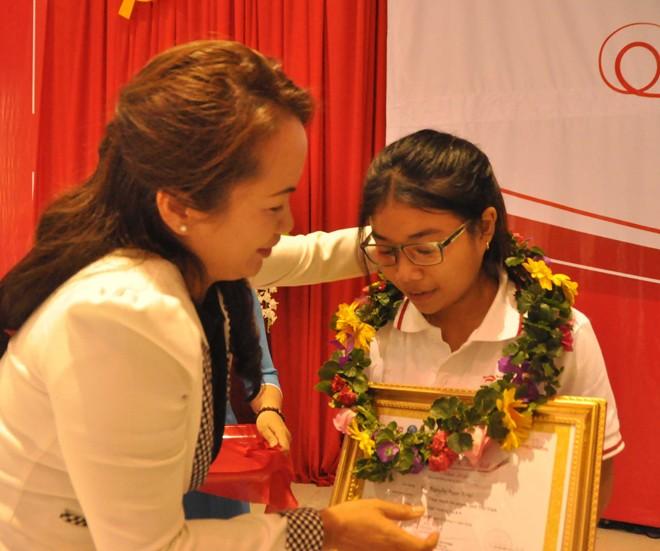 Sóc Trăng và Trà Vinh đoạt giải nhất thi 'Văn hay chữ tốt' ĐBSCL - ảnh 1