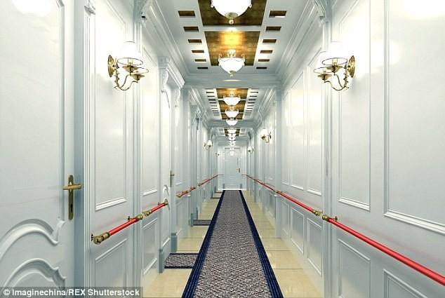 """Trung Quốc đóng tàu Titanic """"nhái"""" để hút khách du lịch - ảnh 5"""
